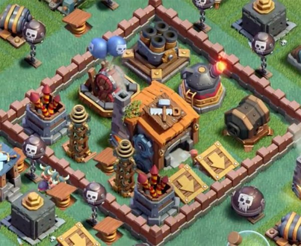 Builder Hall 7 Clash of Clans September Update