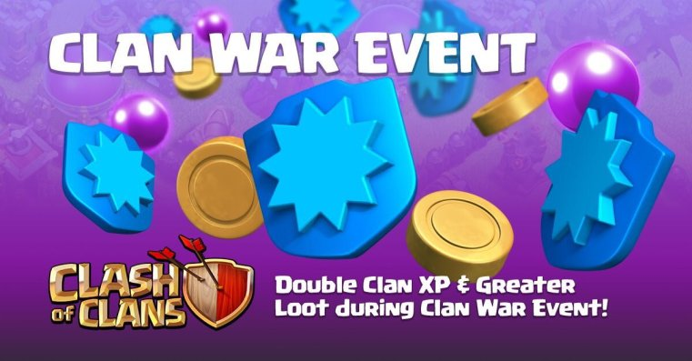 Clan ReWARds Event Clash of Clans