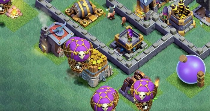 Drop Ship Clash of Clans September Update