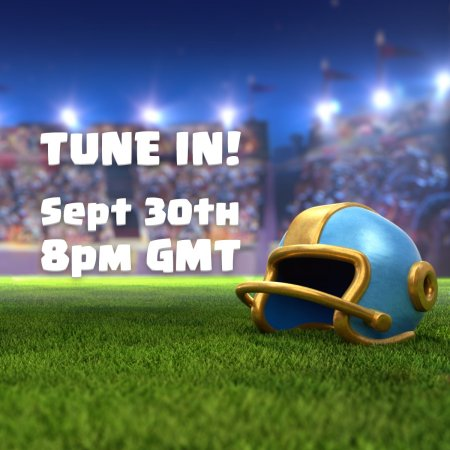 Clash Royale Football Gamemode October Update