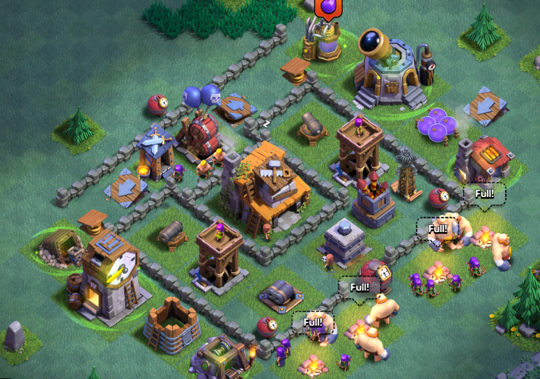 clash of clans building upgrade list pdf