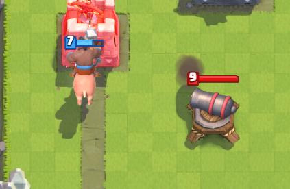 Clash Royale Hog Cycle Past Defenses