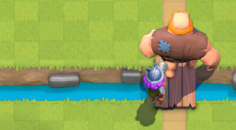 Clash Royale Giant Musketeer
