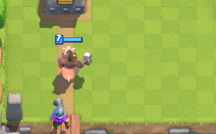 Hog Musketeer Combo Clash Royale