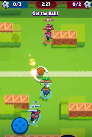 Brawl Stars New Gamemode Brawl Ball