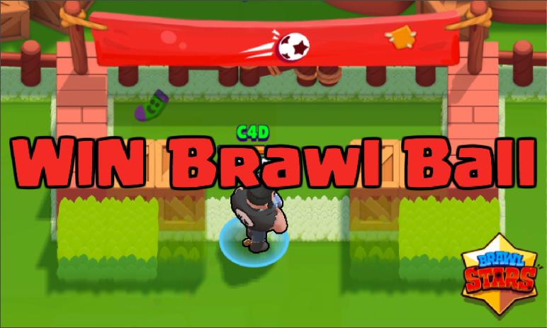 How to Win Brawl Ball Brawl Stars