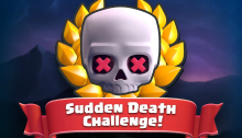 Best Decks Sudden Death Challenge Clash Royale