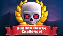 Best Decks Sudden Death Challenge Clash Royale