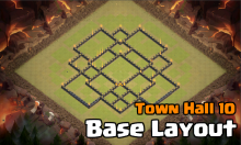 Town Hall 10 Base Design Layout Clash of Clans