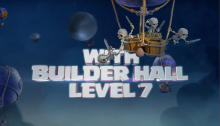 September 2017 Update Clash of Clans Builder Hall 7