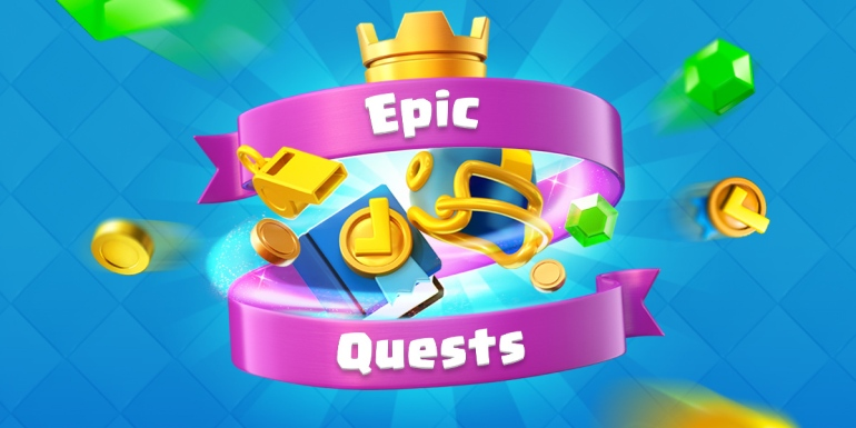 Clash Royale Epic Quests October 2017 Update