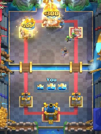 Gold Gem Rush Event Sneak Peek Clash Royale