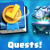 Quests Sneak Peek Clash Royale October Update