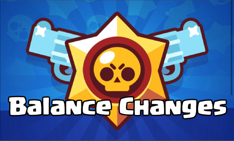 Brawl Stars October Balance Changes Update