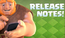 Clash of Clans October 2017 Update Release Notes