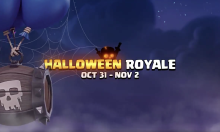 Halloween Royale Clash Royale