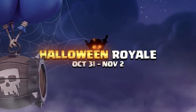 Halloween Royale Clash Royale