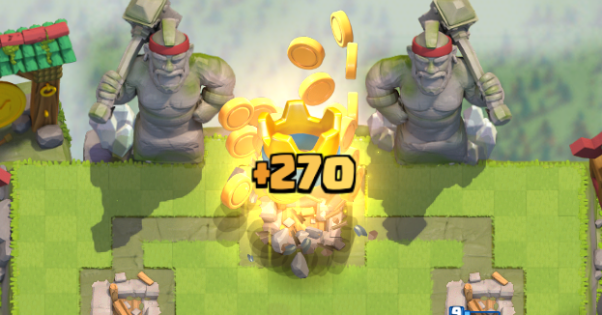 Gold Rush Event Clash Royale