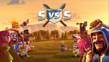 Clash of Clans 5v5 Clan Wars Update