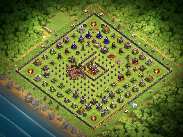 How to Get a Christmas Tree Clash of Clans