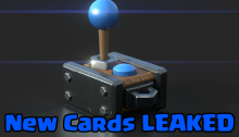 Clash Royale Remote Card LEAKED