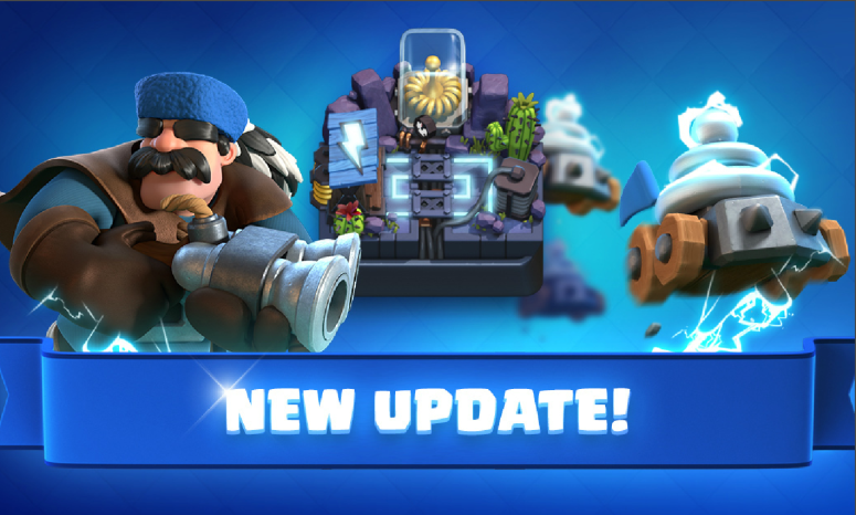 Clash Royale April 2018 Update