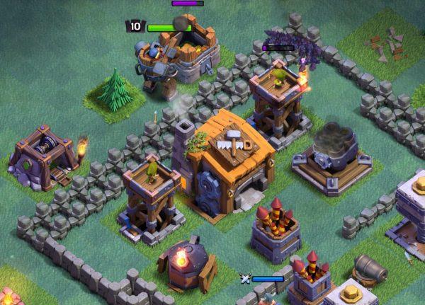 Battle Machine Builder Hall 6 Clash of Clans
