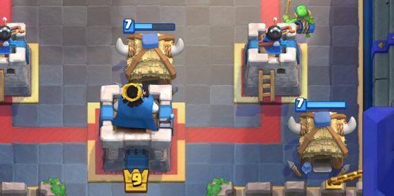 Goblin Huts Clash Royale