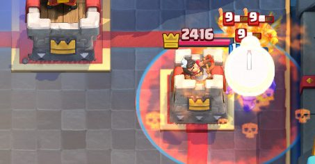 Miner Poison Clash Royale
