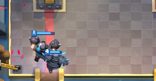 Mega Knight PEKKA Beatdown Push
