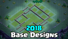 2018 Base Designs BH4 BH5 BH6 BH7 Clash of Clans