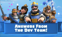 Clash Royale March Update Clan Wars
