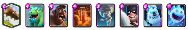 Hog Executioner 2v2 Deck Clash Royale