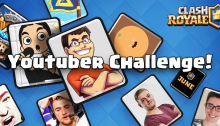 Clash Royale YouTuber Challenge Decks