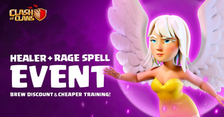 Angry Angels Event Clash of Clans