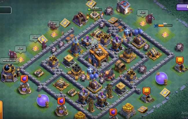 Builder Hall  Clash Of Clan New Update