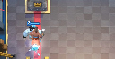 Hog Cycle Push Clash Royale