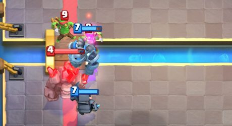 Countering Golem Clash Royale