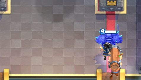 PEKKA Battle Ram Beatdown Push Clash Royale