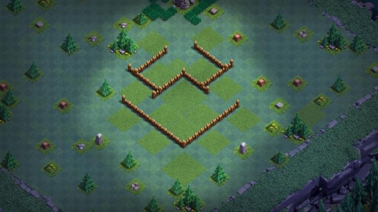 Best Builder Hall 3 Base Design Layout Clash of Clans