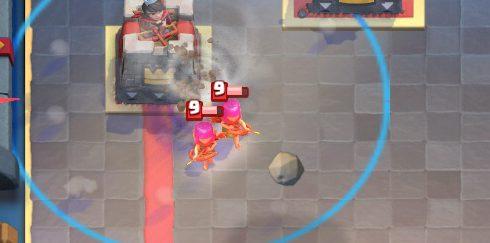 Mortar and Tornado Clash Royale