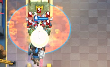 Double Prince Push Clash Royale