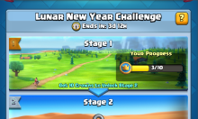Lunar New Year Challenge Clash Royale