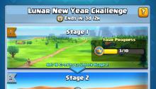 Lunar New Year Challenge Clash Royale