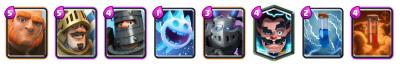Giant Double Prince Deck Clash Royale