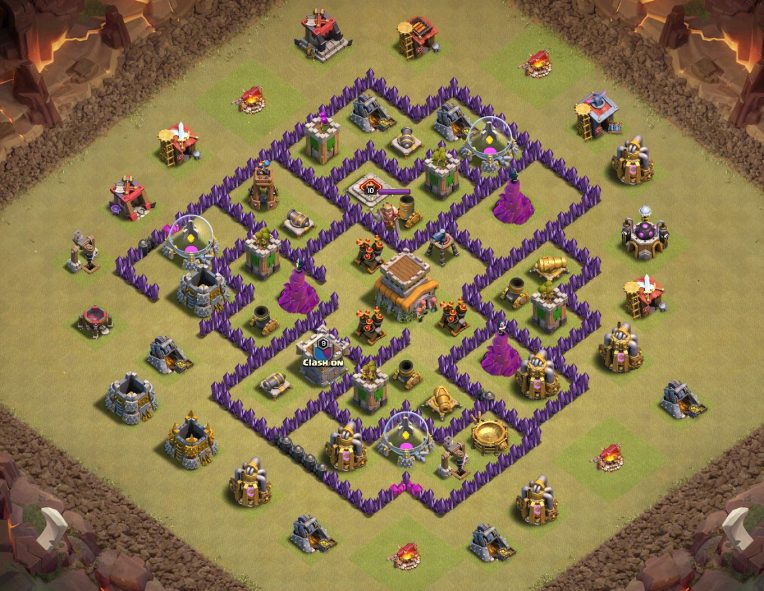 GoWiPe Attack Strategy Clash of Clans