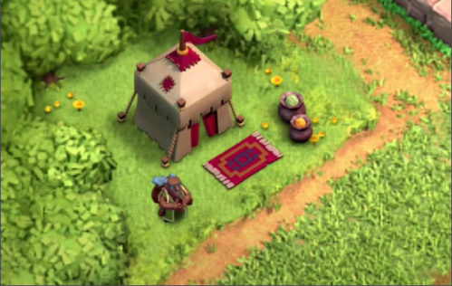 Trader Outpost Clash of Clans March 2018 Update