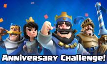 Anniversary Challenge Decks Clash Royale