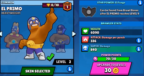 New Upgrade System Brawl Stars March 2018 Update