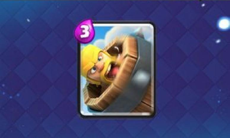 Barbarian Barrel Leaked Clash Royale